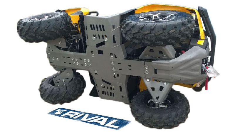 Защита BRP(Can-Am) Outlander ATV 1000/850/650/xmr