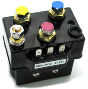 Контактор 400A, для лебедок ComeUp 12 V, DV-9/9i/12/12 light/15, Seal DS-9.5/9.5s/9.5rs, Seal DS-9.5