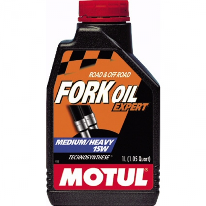 Масло вилочное 15w Fork Oil Expert medium/heavy 1л