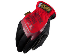 MW Fast Fit Glove Red MD