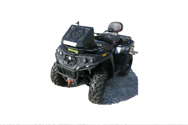 Вынос радиатора BRP(Can-Am) Outlander ATV 1000/800/650/500 G2