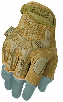 MW M-Pact Fingerless Glove Coyote XL